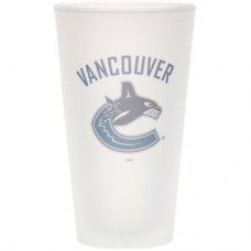 Vancouver Canucks - Frosted Pint NHL Pohár