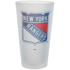 New York Rangers - Frosted Pint NHL Pohár