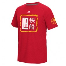 Los Angeles Clippers - 2016 Chinese New Year Climalite NBA Tričko