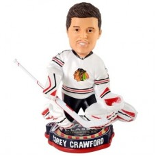 Chicago Blackhawks - Corey Crawford 2015 Winter Classic NHL Figúrka