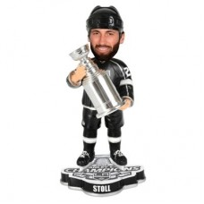 Los Angeles Kings - Jarret Stoll 2014 Stanley Cup Champions NHL Figúrka
