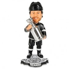 Los Angeles Kings - Mike Richards 2014 Stanley Cup Champions NHL Figúrka