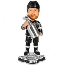 Los Angeles Kings - Dustin Brown 2014 Stanley Cup Champions NHL Figúrka