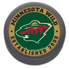 Minnesota Wild - Wincraft Printed NHL Puk