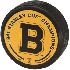 Boston Bruins - Wincraft Printed NHL Puk