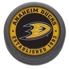 Anaheim Ducks - Wincraft Printed NHL Puk