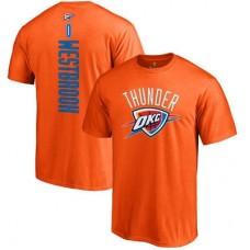 Oklahoma City Thunder - Russell Westbrook Backer NBA Tričko