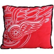 Detroit Red Wings - 3D Logo NHL Vankúš