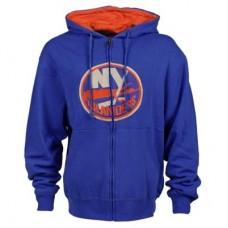 New York Islanders - Conway Full Zip NHL Mikina s kapucňou