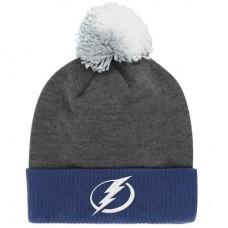 Tampa Bay Lightning - Face-Off Heathered NHL Knit Čiapka