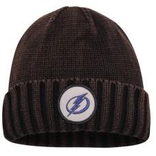 Tampa Bay Lightning - Current Logo Ribbed Cuffed NHL Knit Čiapka