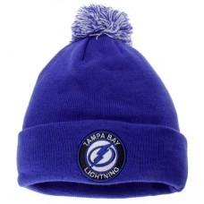 Tampa Bay Lightning - Seal Cuffed NHL Knit Čiapka