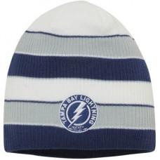 Tampa Bay Lightning - Face-Off Stripe NHL Knit Čiapka