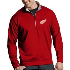 Detroit Red Wings - Antigua Leader 1/4 Zip NHL Bunda