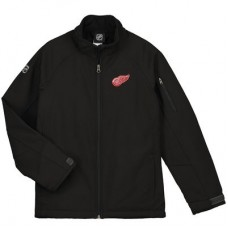 Detroit Red Wings detská - Transitional Softshell  NHL Bunda