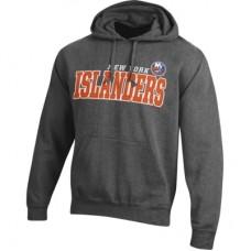 New York Islanders - Charcoal DC NHL Mikina s kapucňou