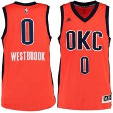 Oklahoma City Thunder - Russell Westbrook NBA Dres