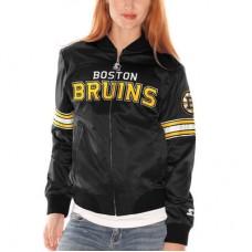 Boston Bruins Dámska - Starter Blitz NHL Bunda