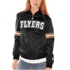 Philadelphia Flyers dámska - Starter Blitz NHL Bunda