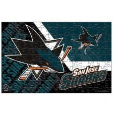 San Jose Sharks - Wincraft 150-Piece Puzzle