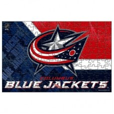 Columbus Blue Jackets - Wincraft 150-Piece Puzzle