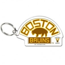 Boston Bruins - Premium Acrylic NHL Prívesok