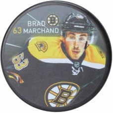 Boston Bruins - Brad Marchand Player NHL Puk