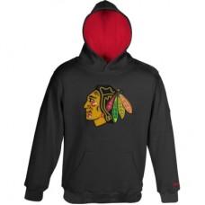 Chicago Blackhawks Detská - Team Logo DC NHL Mikina s kapucňou