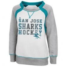 San Jose Sharks Dámska - Pumped Up Fleece NHL Mikina