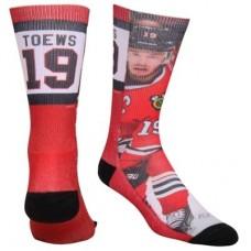 Chicago Blackhawks - Jonathan Toews NHL Ponožky