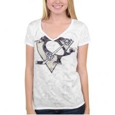 Pittsburgh Penguins Dámske - Sublime Top NHL Tričko