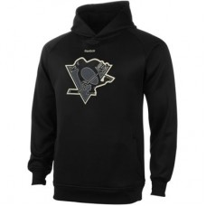 Pittsburgh Penguins Detská - Cross Check NHL Mikina s kapucňou