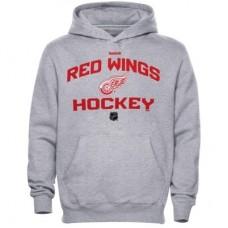 Detroit Red Wings Detská - Locker Status NHL Mikina s kapucňou