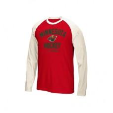Minnesota Wild - Hockey LD NHL Tričko s dlhým rukávom