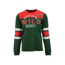 Minnesota Wild - Flying Ice LD NHL Tričko s dlhým rukávom