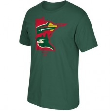 Minnesota Wild - State of Mind NHL Tričko