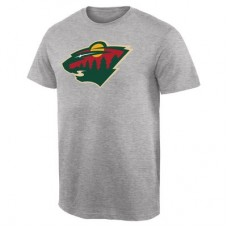 Minnesota Wild - Primary Logo NHL Tričko