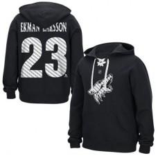 Arizona Coyotes - Oliver Ekman-Larsson Lace Up NHL Mikina s kapucňou
