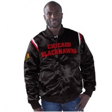 Chicago Blackhawks - The Captain Satin NHL Bunda