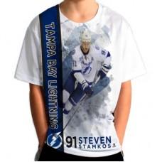Tampa Bay Lightning Detské - Steven Stamkos Breakaway DC NHL Tričko