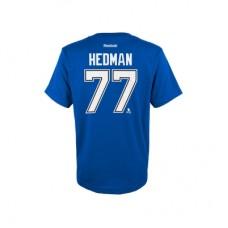 Tampa Bay Lightning Detské - Victor Hedman LD NHL Tričko