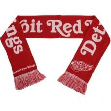 Detroit Red Wings - Wordmark NHL Šál
