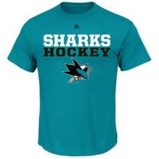 San Jose Sharks - Feel The Pressure NHL Tričko