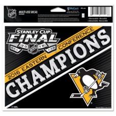 Pittsburgh Penguins - 2016 Eastern Conference Champions NHL Nálepka