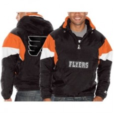 Philadelphia Flyers - Breakaway 1/4 Zip NHL Bunda