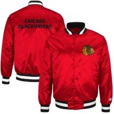 Chicago Blackhawks Detská - Genuine Satin NHL Bunda