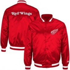 Detroit Red Wings detská - Genuine Satin NHL Bunda