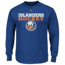 New York Islanders - Feel The Pressure NHL Tričko s dlhým rukávom