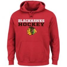 Chicago Blackhawks - Feel The Pressure NHL Mikina s kapucňou