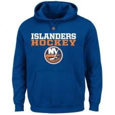 New York Islanders - Feel The Pressure NHL Mikina s kapucňou